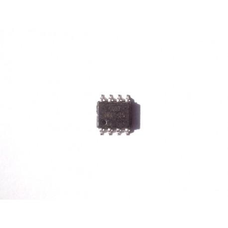 Микросхема G9661-25 вид сверху.