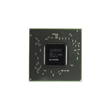 Видеочип, чипсет 216-0810005. Вид сверху.